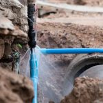 A broken water pipe can cause foundation issues that will require underpinning Brisbane homes